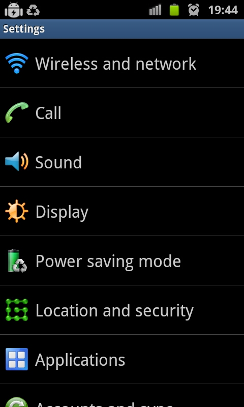 phones from Samsung, is the feature to create a personal hotspot